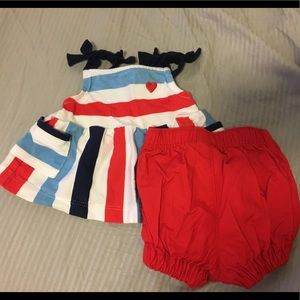 Carters Newborn 4th of July or any occasion outfit